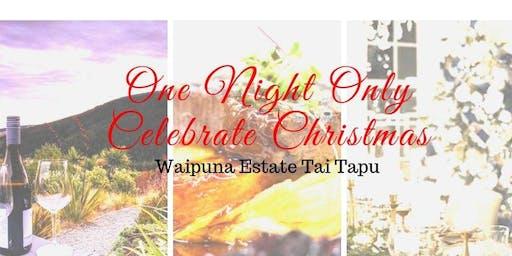 Christmas  Dining at Waipuna