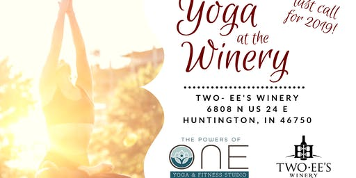 Yoga at the Winery - October 2019