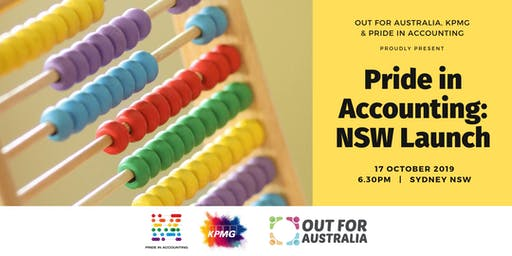 Pride In Accounting: NSW Launch