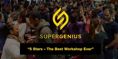 SuperGenius Life with Ryan Pinnick tickets