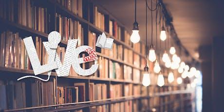THEMENABEND: Bücherseelige Weihnachtszeit Tickets