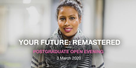 Oxford Brookes Postgraduate Open Evening - 3 March 2020 tickets