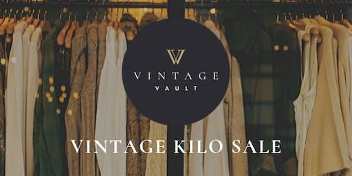 Manchester Met Union - Vintage Vault Kilo Sale
