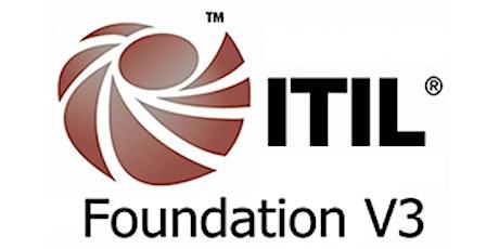 ITIL V3 Foundation 3 Days Virtual Live Training in Dublin tickets