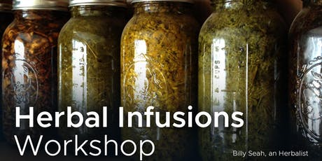 Herbal Infusions tickets
