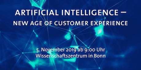 Bonner Management Forum: AI – New Age of Customer Experience Tickets