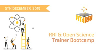 RRI & Open Science Trainer Bootcamp