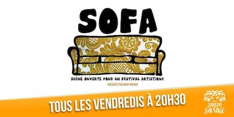 SOFA billets