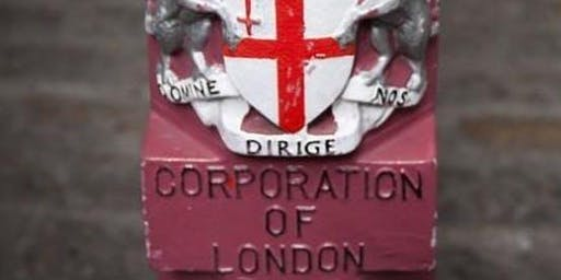 City of London - the Unofficial Tour