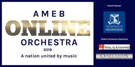 AMEB Online Orchestra 2019 Video Launch tickets