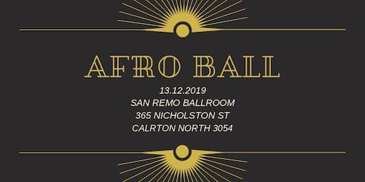 AFRO BALL