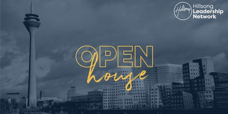 HILLSONG NETWORK OPEN HOUSE 2020 Tickets