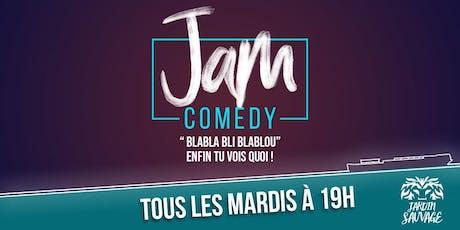 Jam Comedy  billets