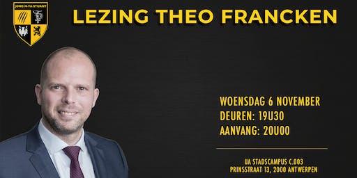 Lezing Theo Francken - Jong N-VA StuAnt