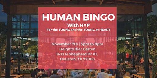 Human Bingo with HYP
