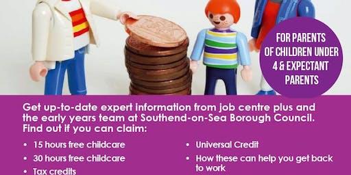 A Better Start Work Skills - Child Tax Credits/Funding/Universal Credit
