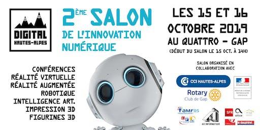 Salon de l'Innovation Numérique - 2ème édition
