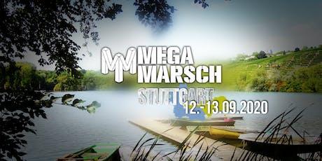 Megamarsch Stuttgart 2020 Tickets