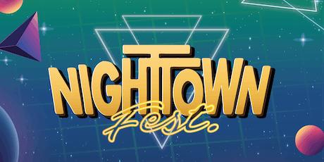 NIGHTTOWN FEST tickets
