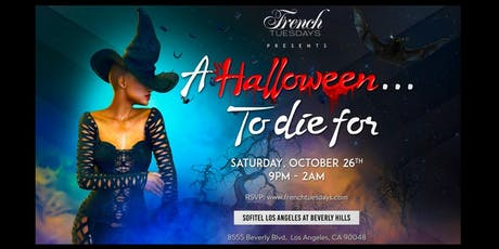 At Sofitel Beverly Hills, a Halloween to Die For tickets