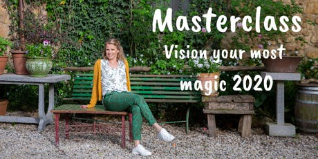Masterclass Vision your most magic 2020 tickets