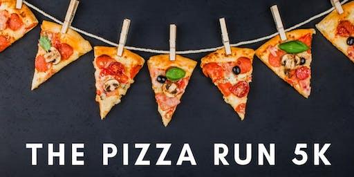 Endu-Runs: Pizza Run 5K