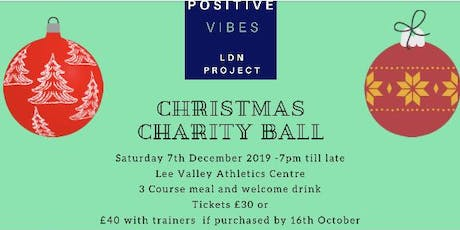 Positive Vibes - Christmas Celebrity Charity Ball  tickets