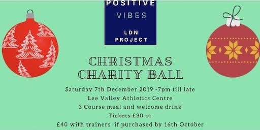 Positive Vibes - Christmas Celebrity Charity Ball