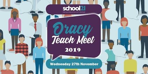School 21 Oracy Teach Meet 2019