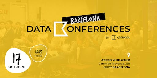 Data Konferences Barcelona