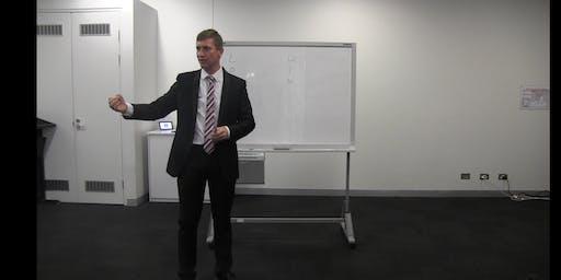 Ultimate Memory seminar with Joshua Roy