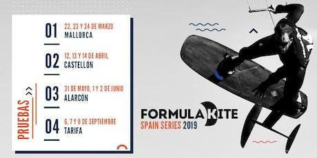 Formula Kite Spain Series Tarifa Diciembre 2019 entradas