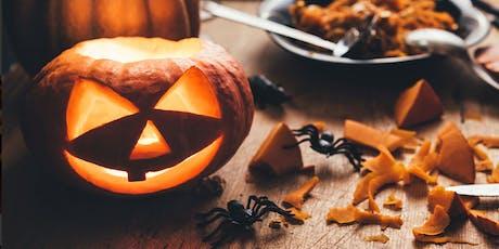 Halloween Adult Pumpkin Carving tickets