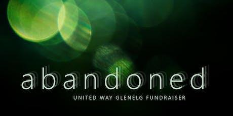 ABANDONED - Op shop inspired art installation + runway show tickets