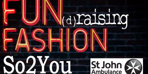 St John Ambulance Fundraising Fashion Show
