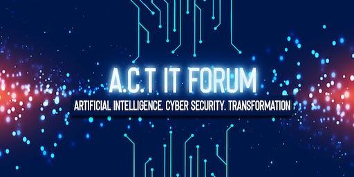 QDS A.C.T  IT Forum