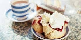 22 November - Cream Tea Time at The Falmouth Hotel