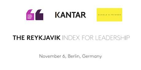 The Reykjavik Index for Leadership: How can business drive action? billets