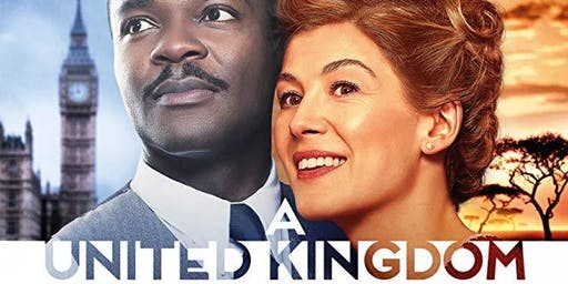 A United Kingdom film screening (free entry + popcorn and drink)