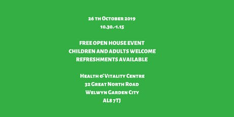 Free Open House Event - Spinal Screen tickets