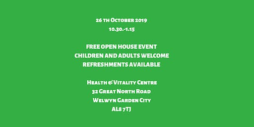 Free Open House Event - Spinal Screen