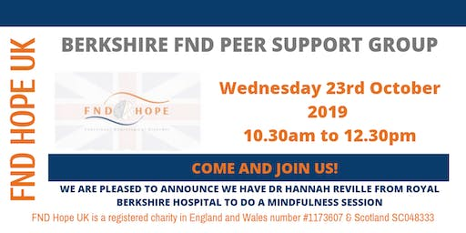 Berkshire FND Peer Support Group