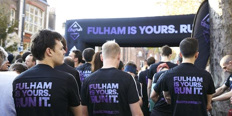 adidas City Runs Fulham 10k- Team Capital tickets
