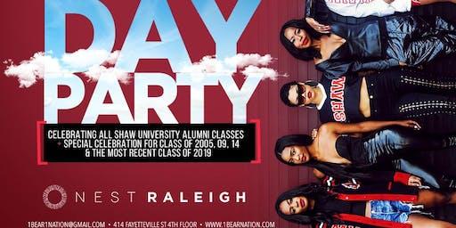 """DRIPNIC"" - The Alumni Day Party  || ""LEGASZN"" Shaw U Homecoming19 WKND"