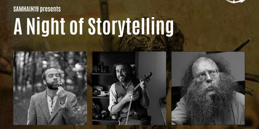 Acoustic Candle Light Gig: A Night of Storytelling