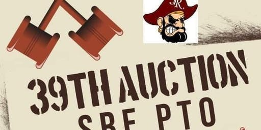 39th Annual Auction SRE PTO