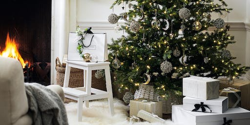 The White Company X The Gloss Christmas Event