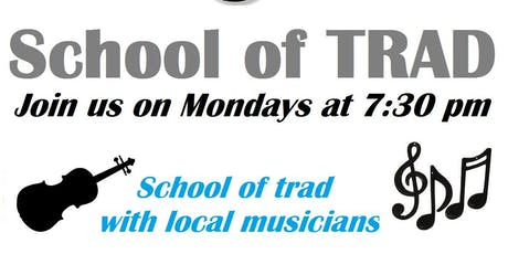 Trad Music School tickets