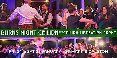 Burns Night Ceilidh   SOLD OUT