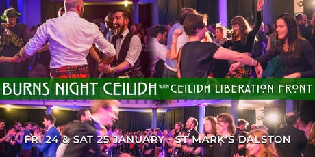 Burns Night Ceilidh tickets
